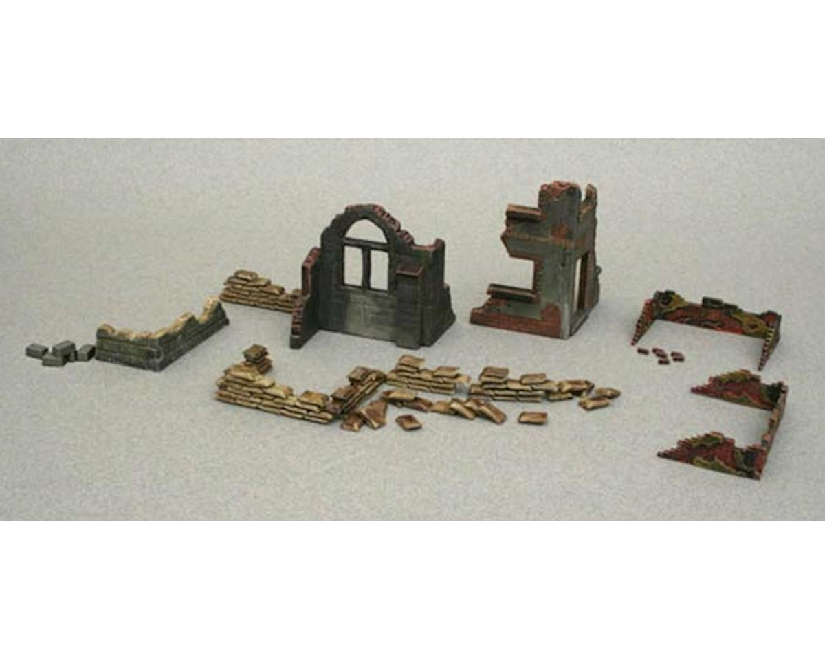 Italeri Models 1/72 Accessories & Ruins