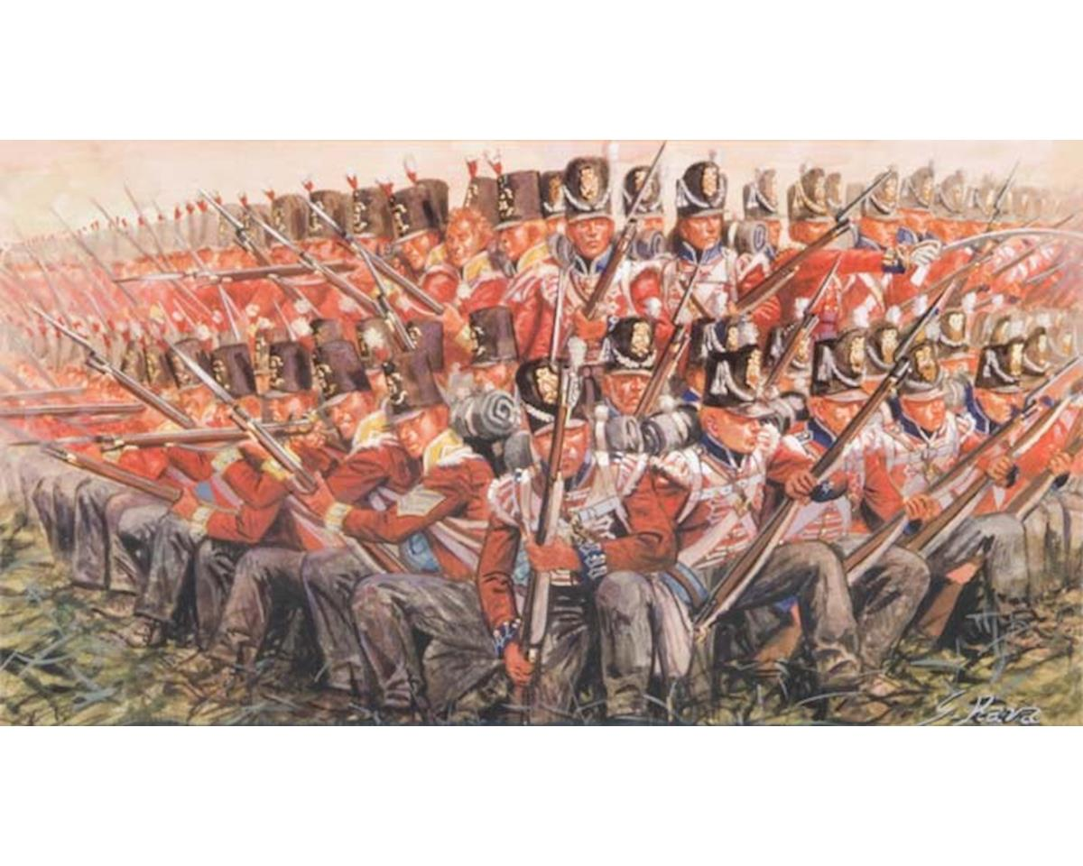 Italeri Models 1/72 British Infantry 1815
