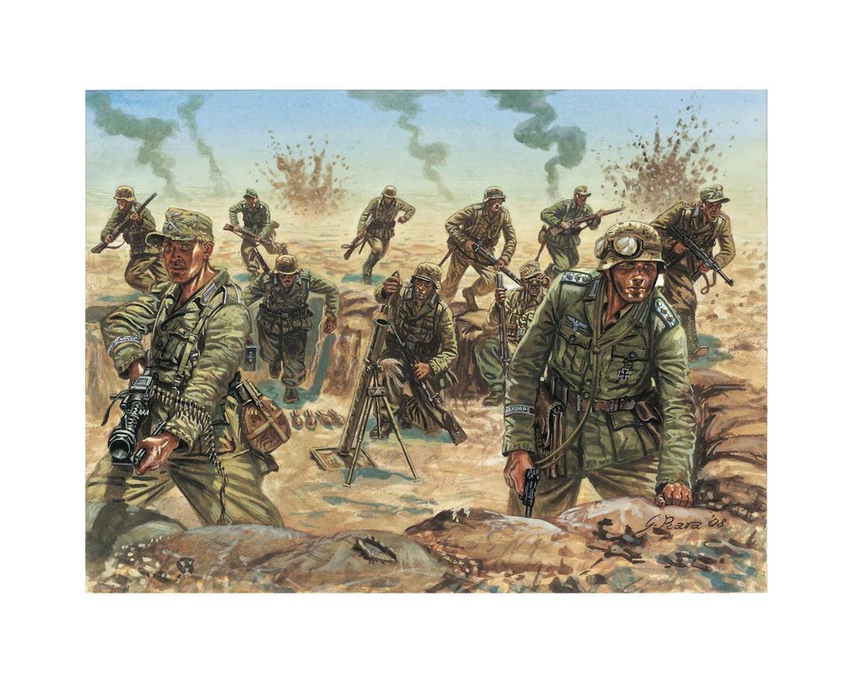 1/72 WWII D.A.K. Infantry by Italeri Models