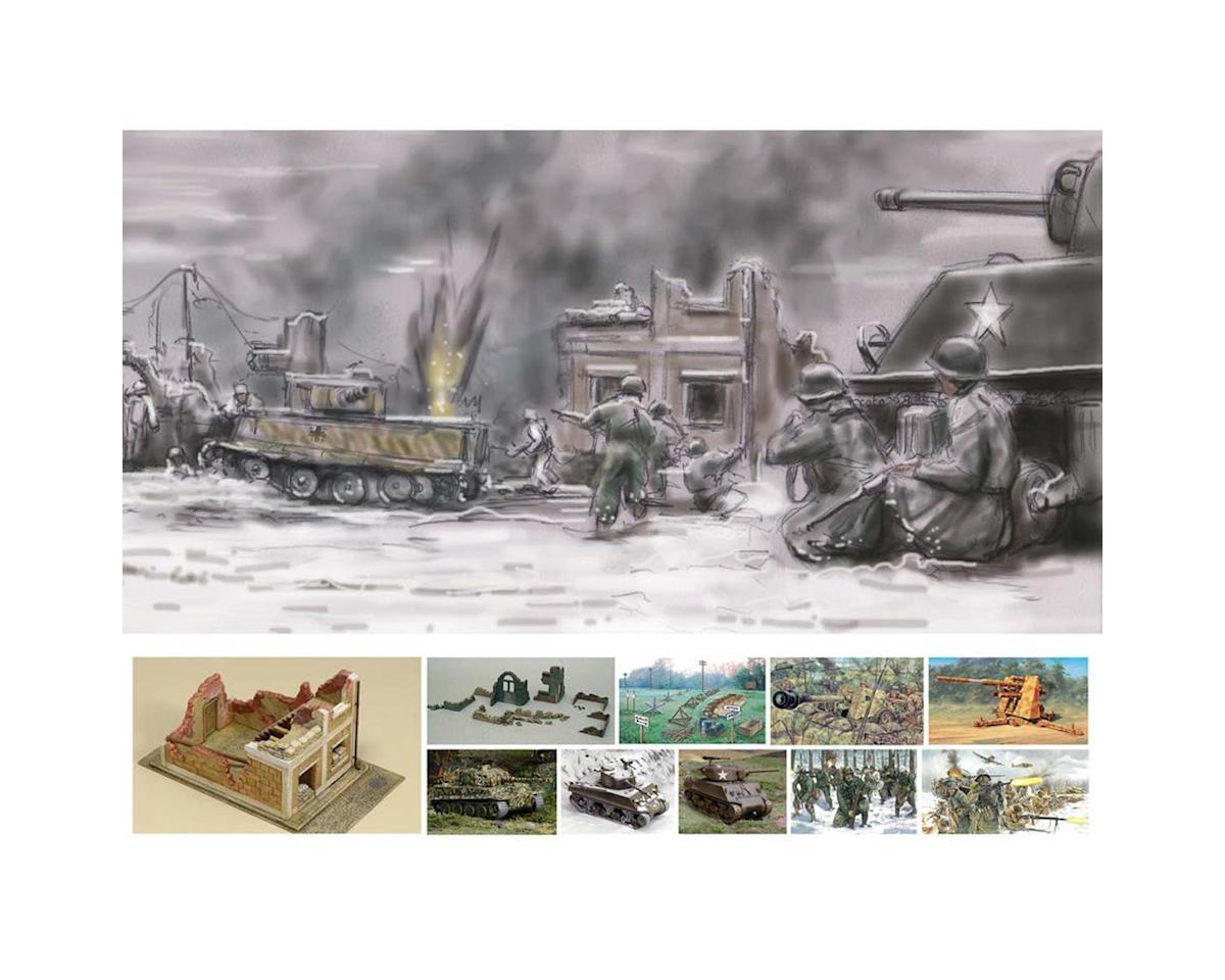 Italeri Models 1/72 Battle of Bastogne - December 1944