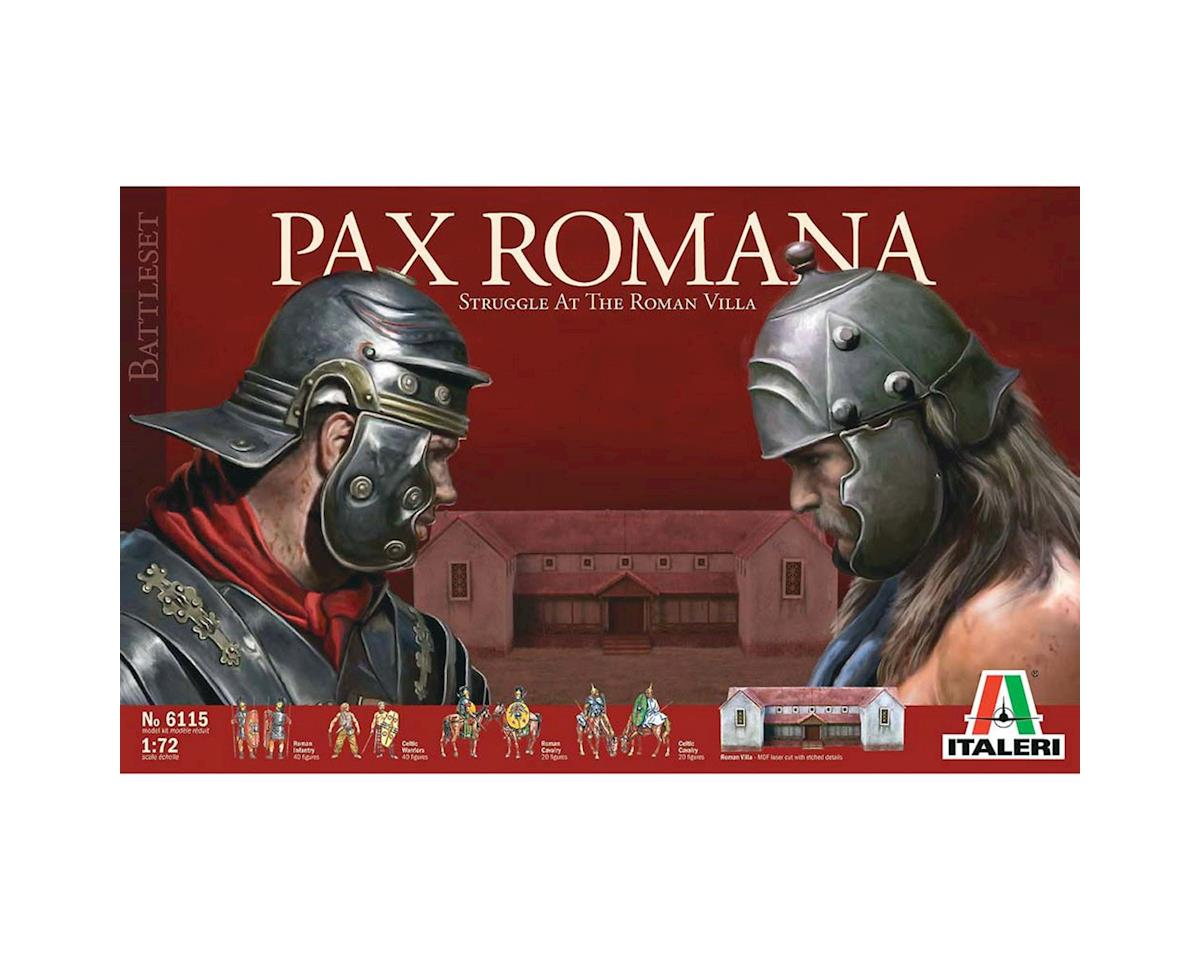 Italeri Models 1/72 Pax Romana Battle Set