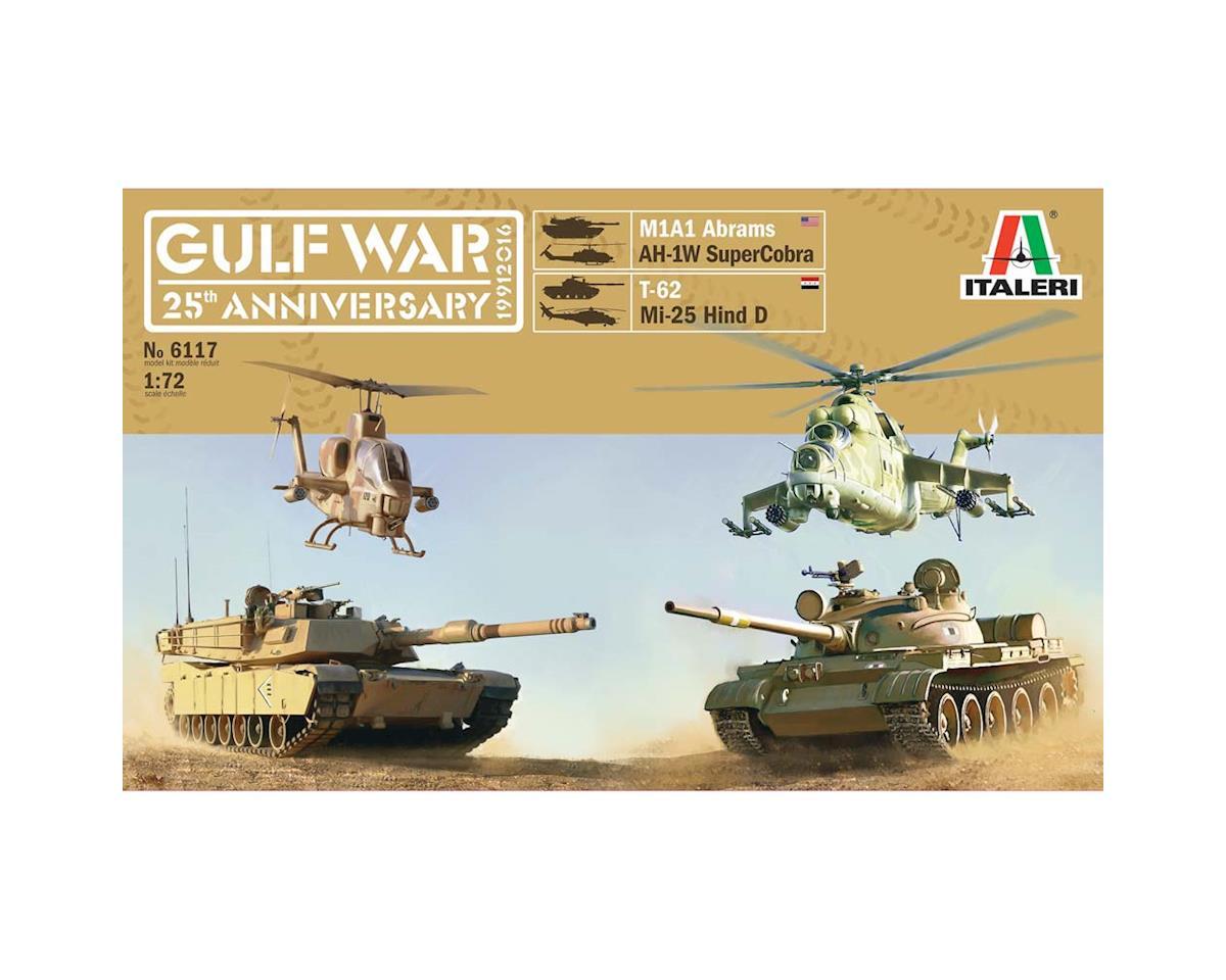 1/72 Gulf War Anniversary Box Diorama Set by Italeri Models