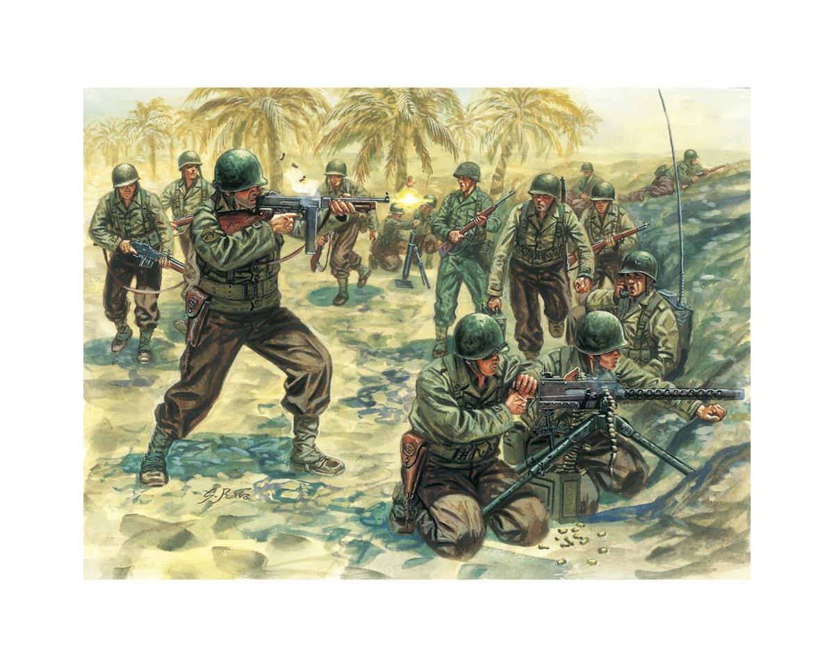 1/72 WWII American Infantry by Italeri Models