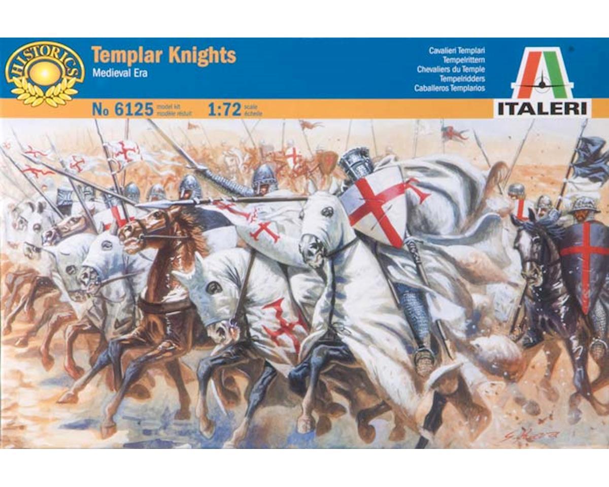 Italeri Models 1/72 Medieval Era Templar Knights