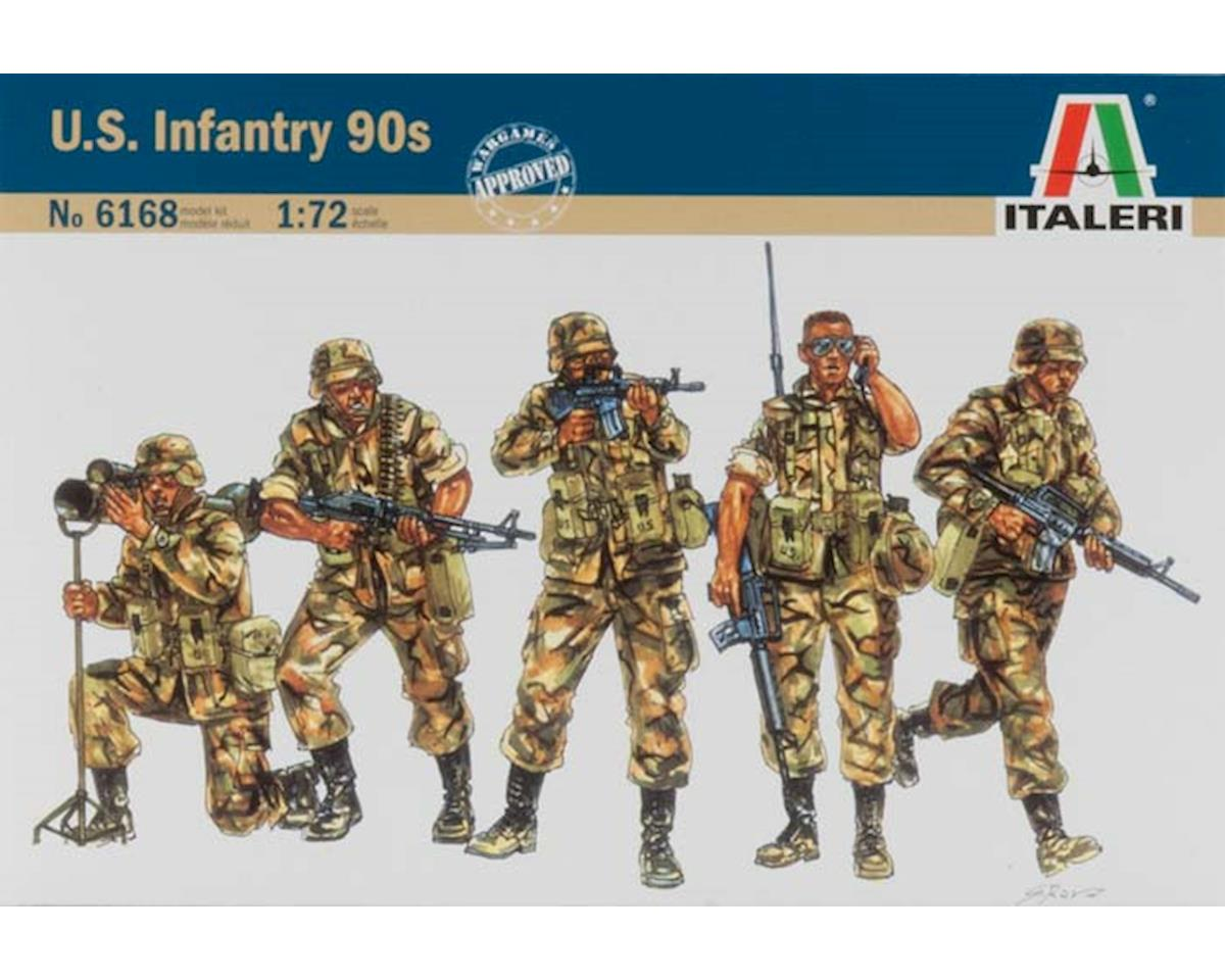 Italeri Models 1/72 Modern US Soliders