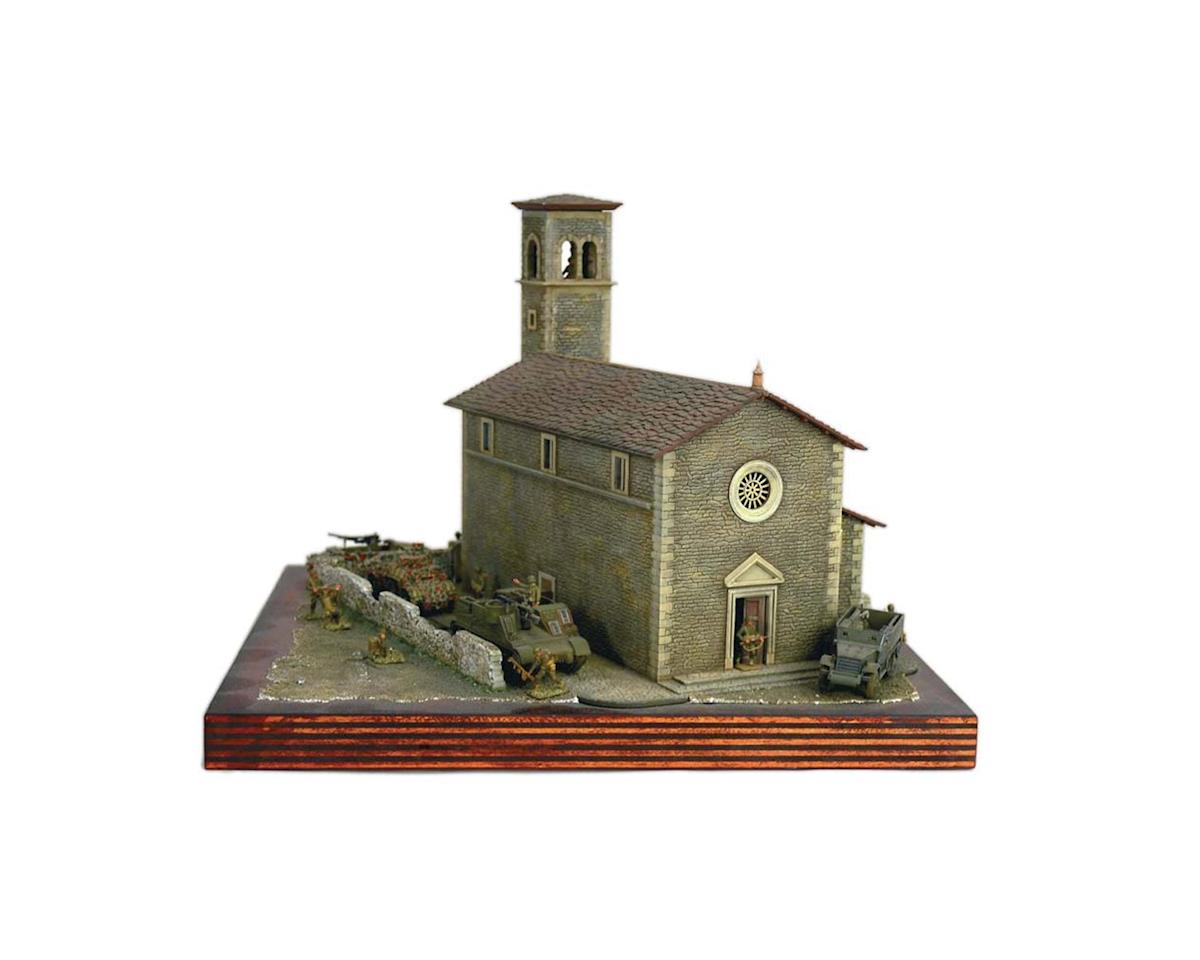 Italeri Models 1/72 Church Diorama