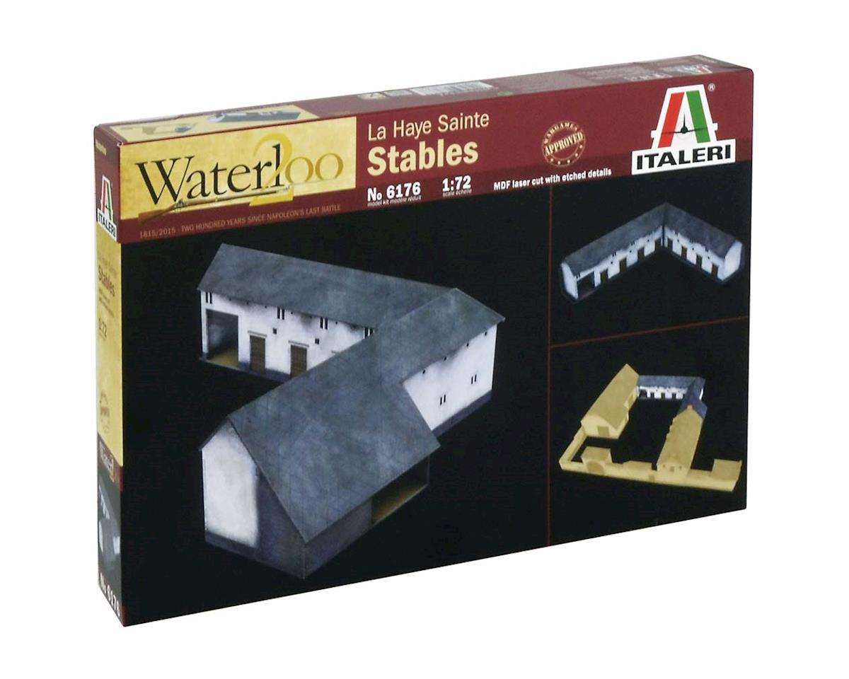 Italeri Models 6176S 1/72 Waterloo 1815 La Haye Sanite Stables