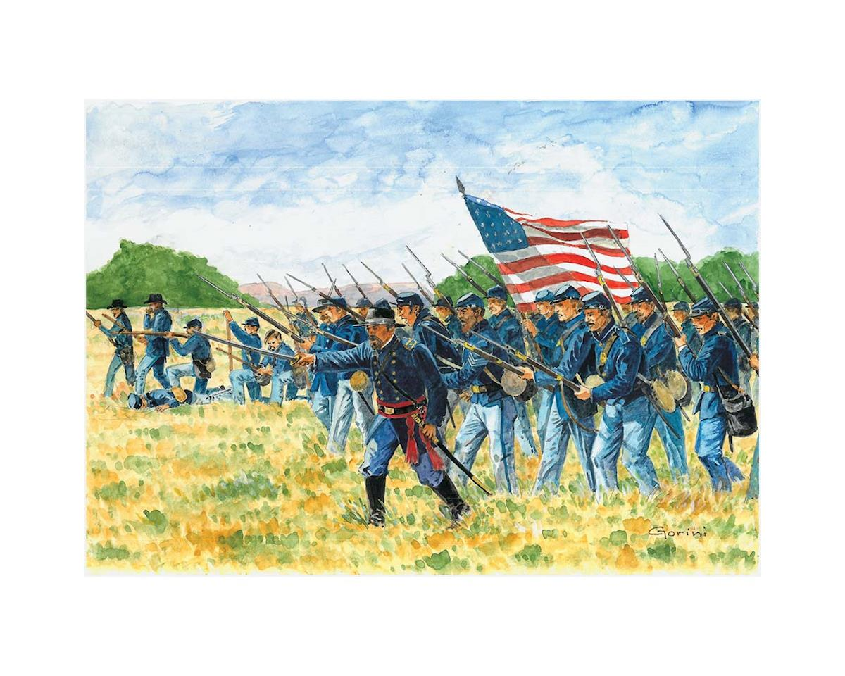 Italeri Models 1/72 Union Infantry - American Civil War