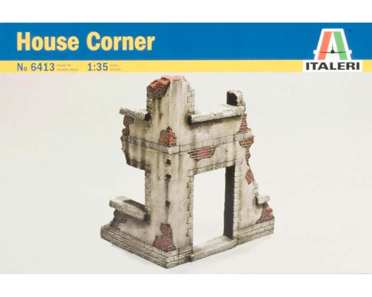 Italeri Models 1/35 House Corner