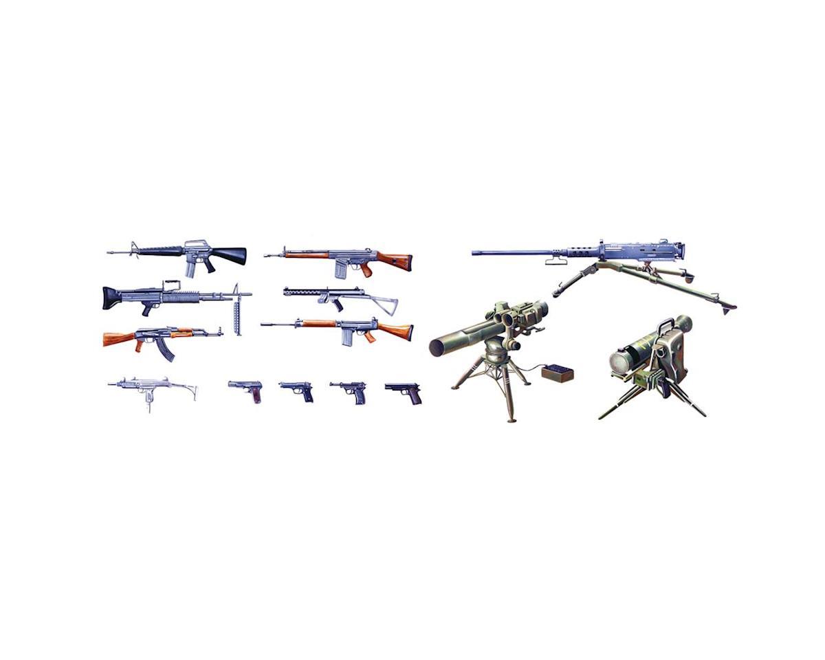 1/35 Modern Light Weapon Set by Italeri Models