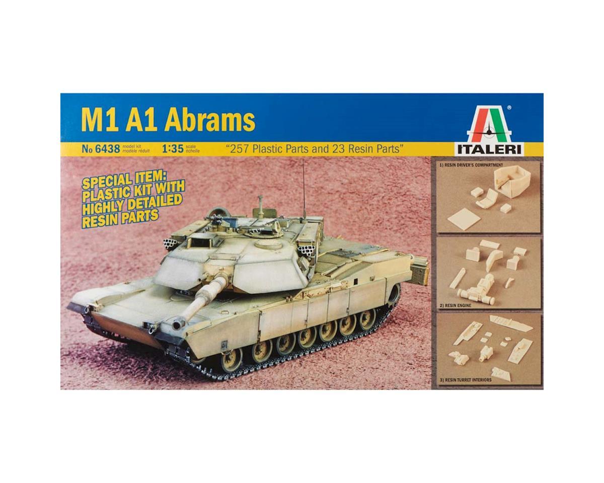 Italeri Models 1/35 Abrams M1 A1 Hi-Details Kit