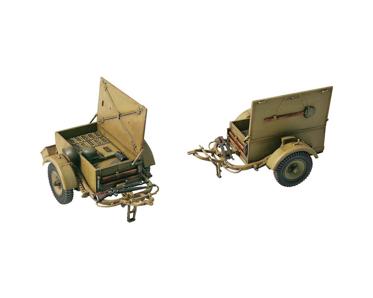 1/35 Sd. Anhanger 51 Ammo Trailer (2 Kits) by Italeri Models