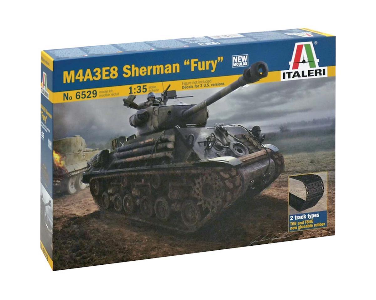 Italeri Models 1/35 M4a3e8 Sherman Fury