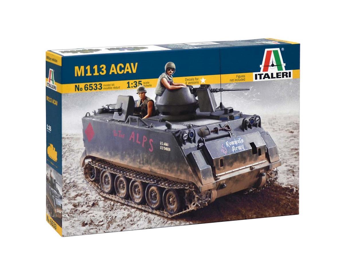 Italeri Models 1/35 M113 Apc