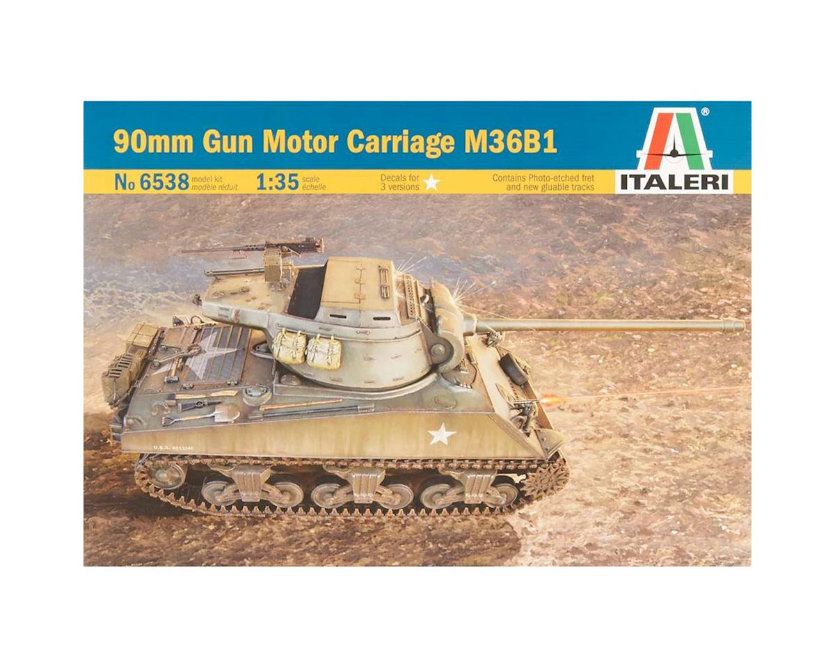 1/35 M36B1 Tank Destroyer by Italeri Models