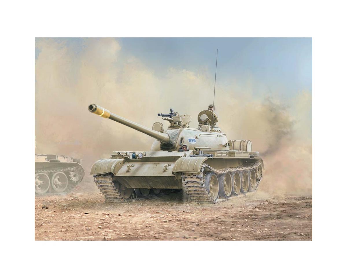 Italeri Models 1/35 T-55 Battle Tank Gulf War Anniversary