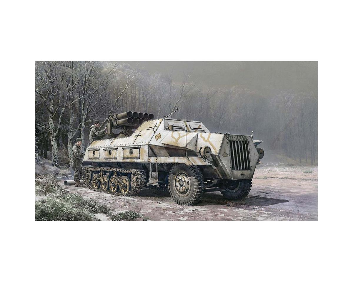 Italeri Models 1/35 SD.Kfz 4/1 15cm Panzerwerfer 42