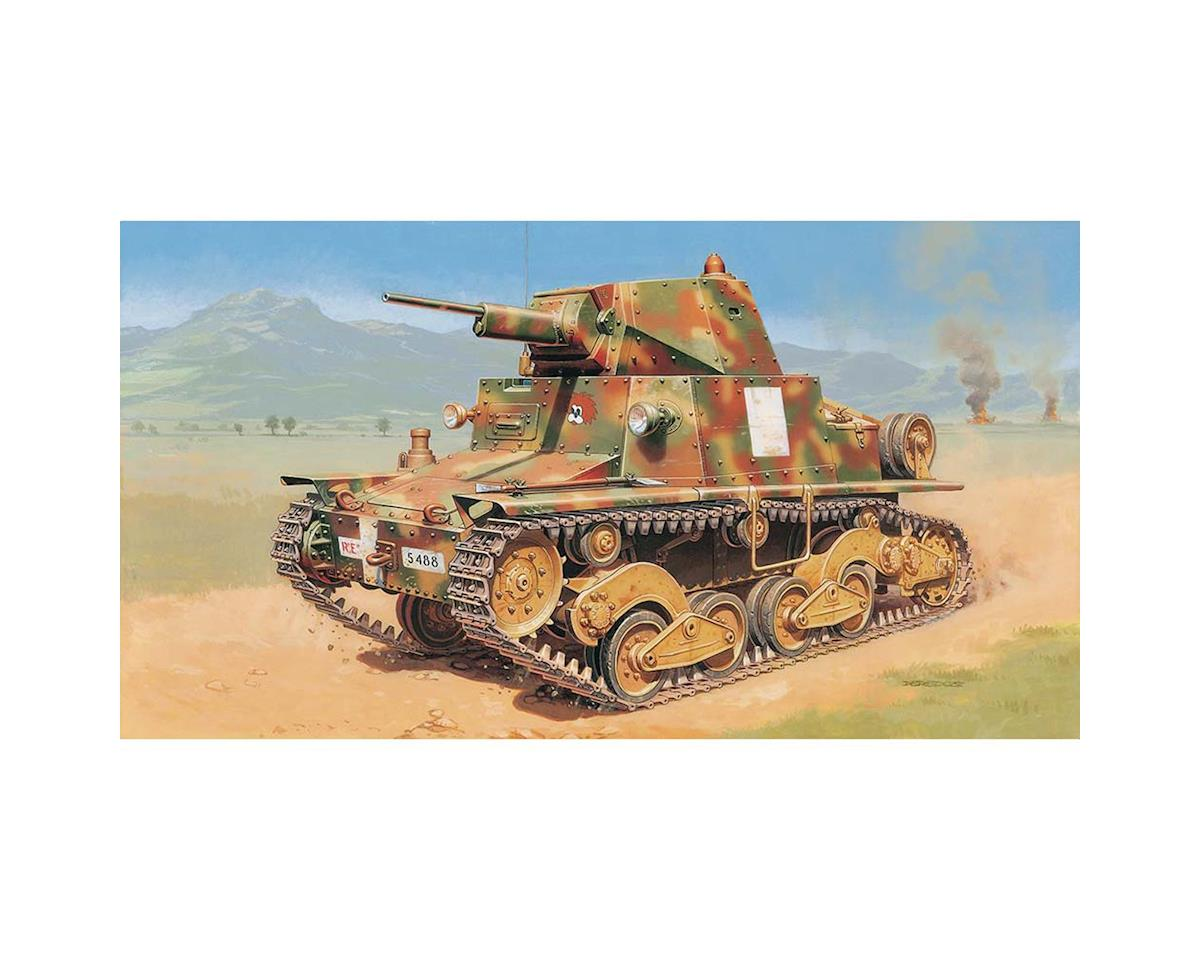1/35 Carro Armato L6/40 Tank by Italeri Models