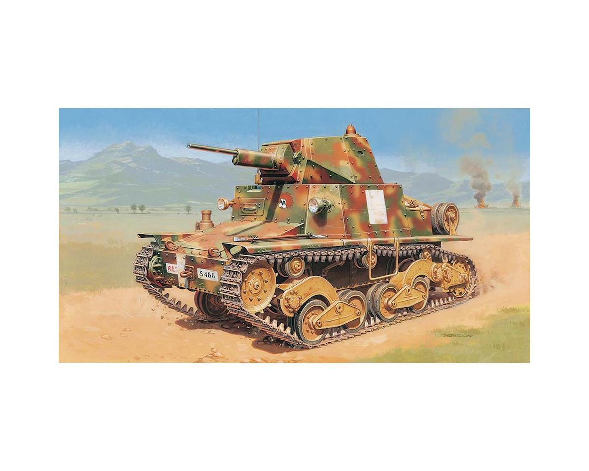 Italeri Models 1/35 Carro Armato L6/40 Tank