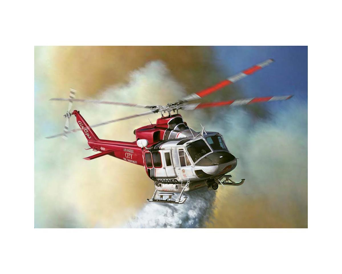 1/72 Bell 412 LAFD Model Set by Italeri Models