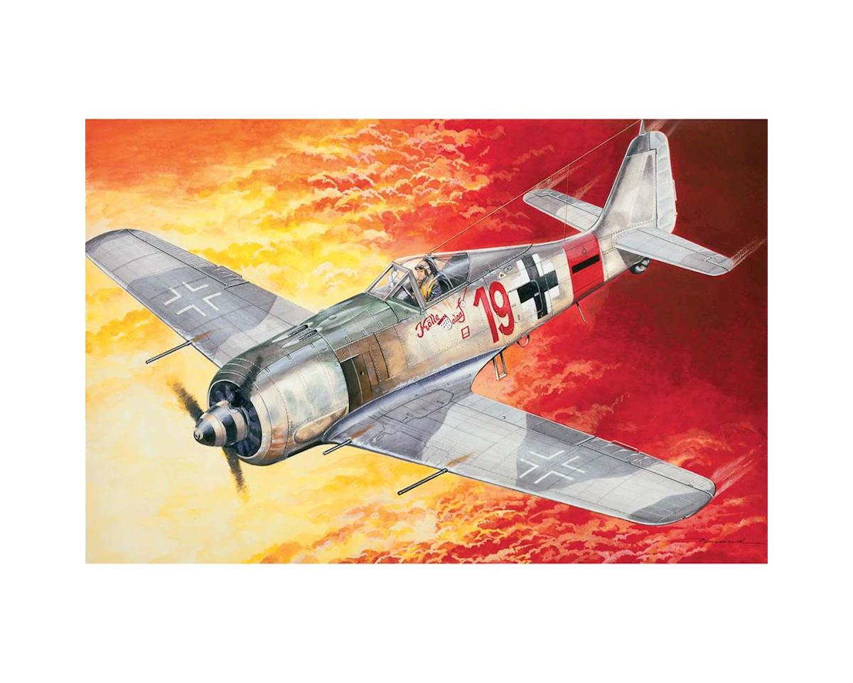 Italeri Models 1/72 FW 190 A-8/F-8 Model Set