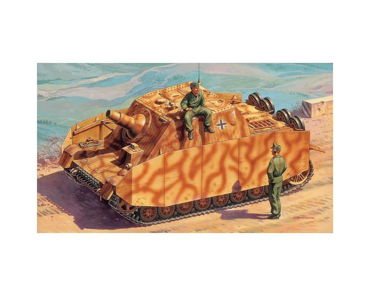 1/72 Sd.Kfz Sturmpanzer IV Brummbar by Italeri Models