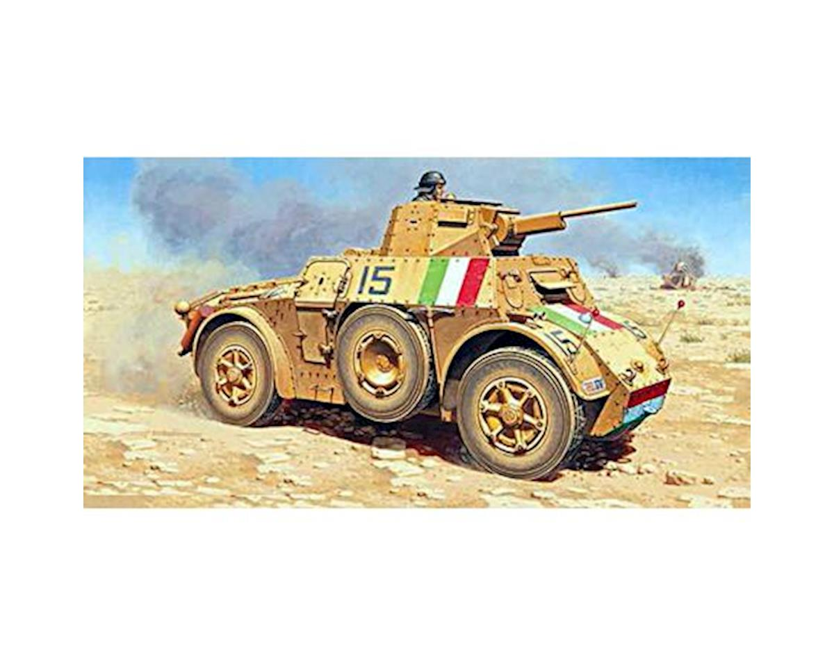 Italeri Models 1/72 Autoblinda AB 41 Armored Car