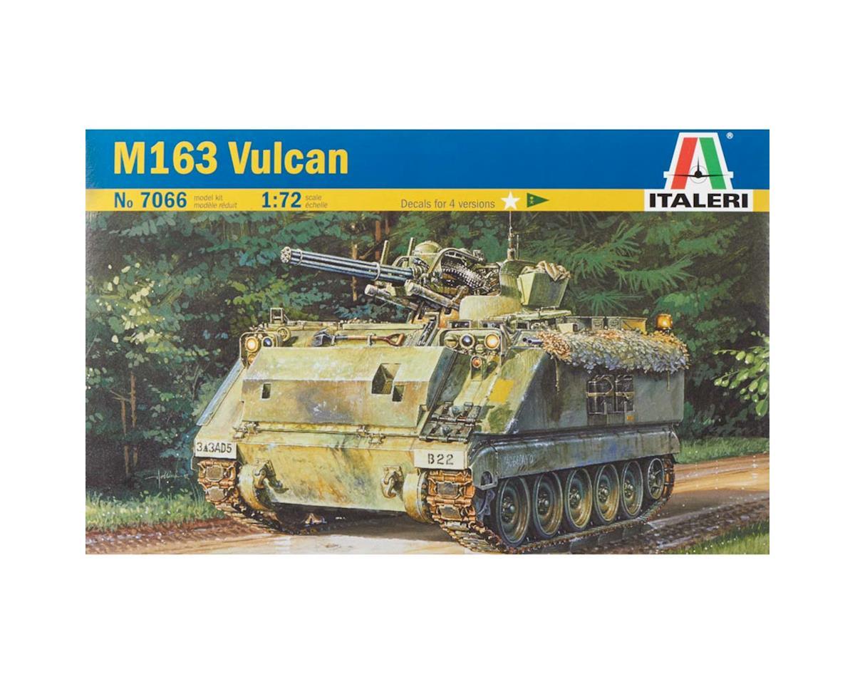 Italeri Models 1/72 Vietnam War M163 Vulcan Tank