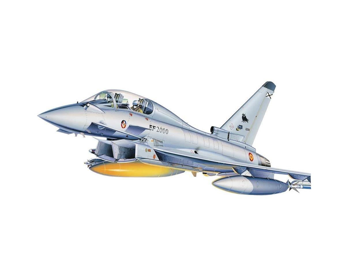 Italeri Models 1/72 EF-2000 Typhoon w/Sprue Cutter and Video