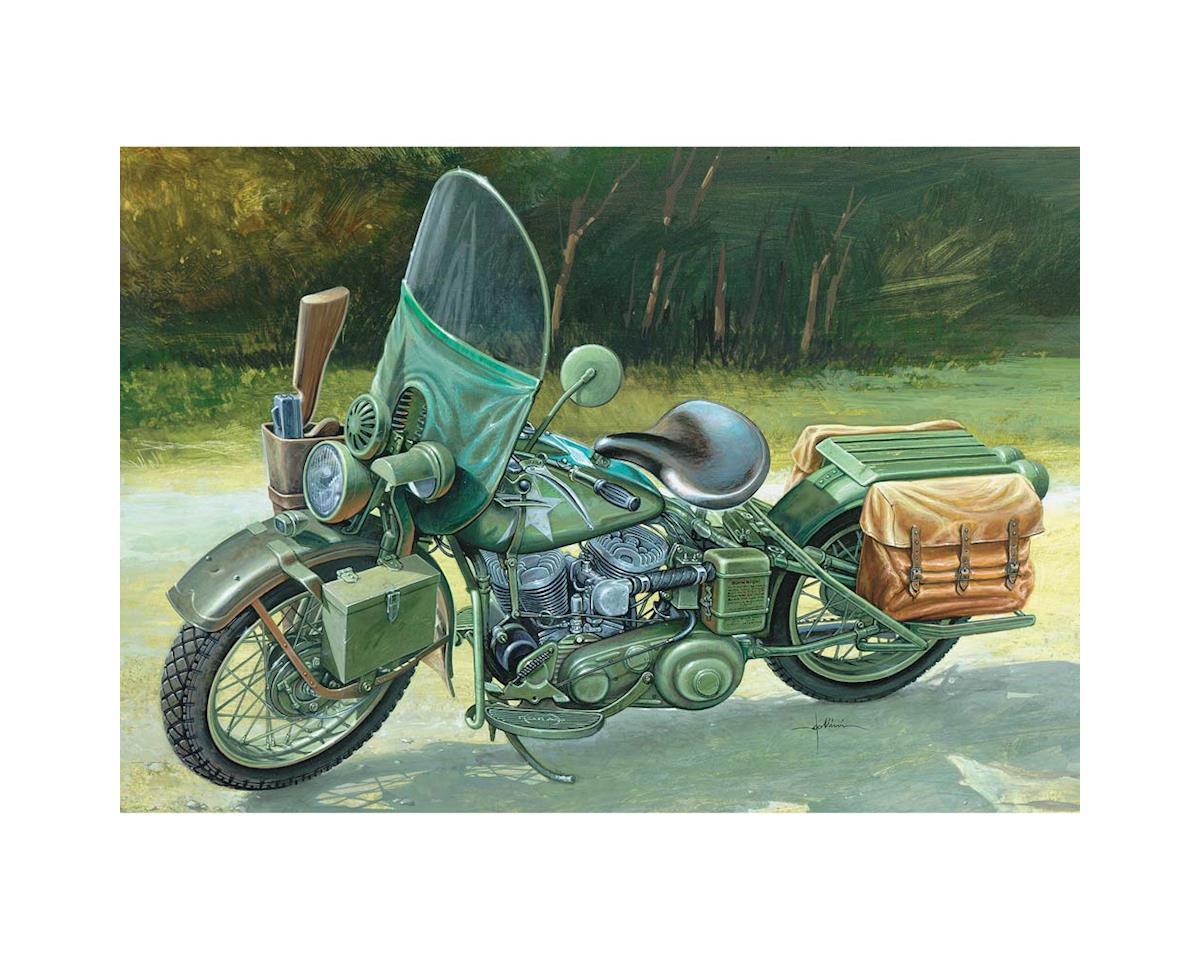 Italeri Models 1/9 WLA 750 US Military Motorcycles