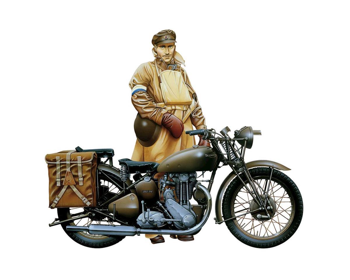 Italeri Models 1/9 Triumph Motorcycle