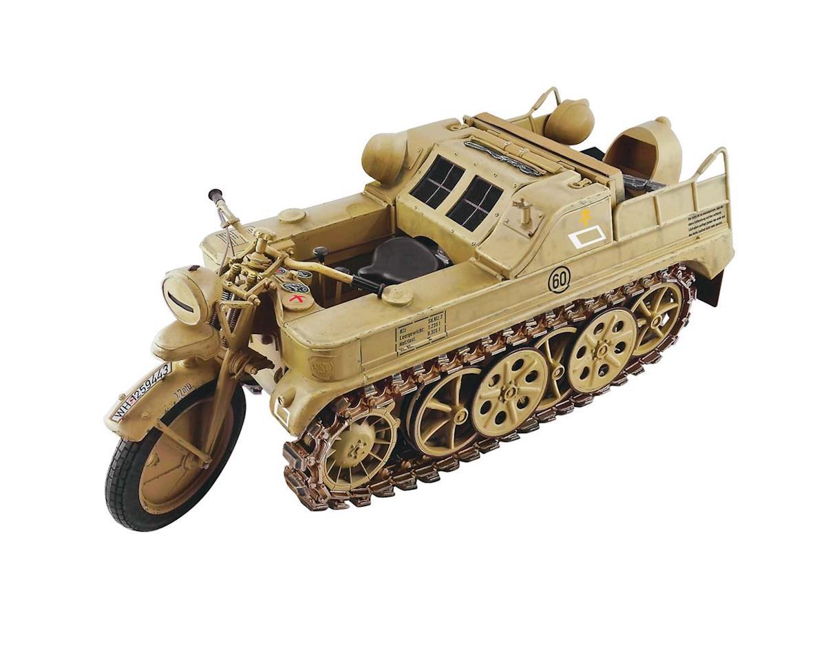 Italeri Models 1/9 NSU HK 101 Kettenkrad Military Motorcycle