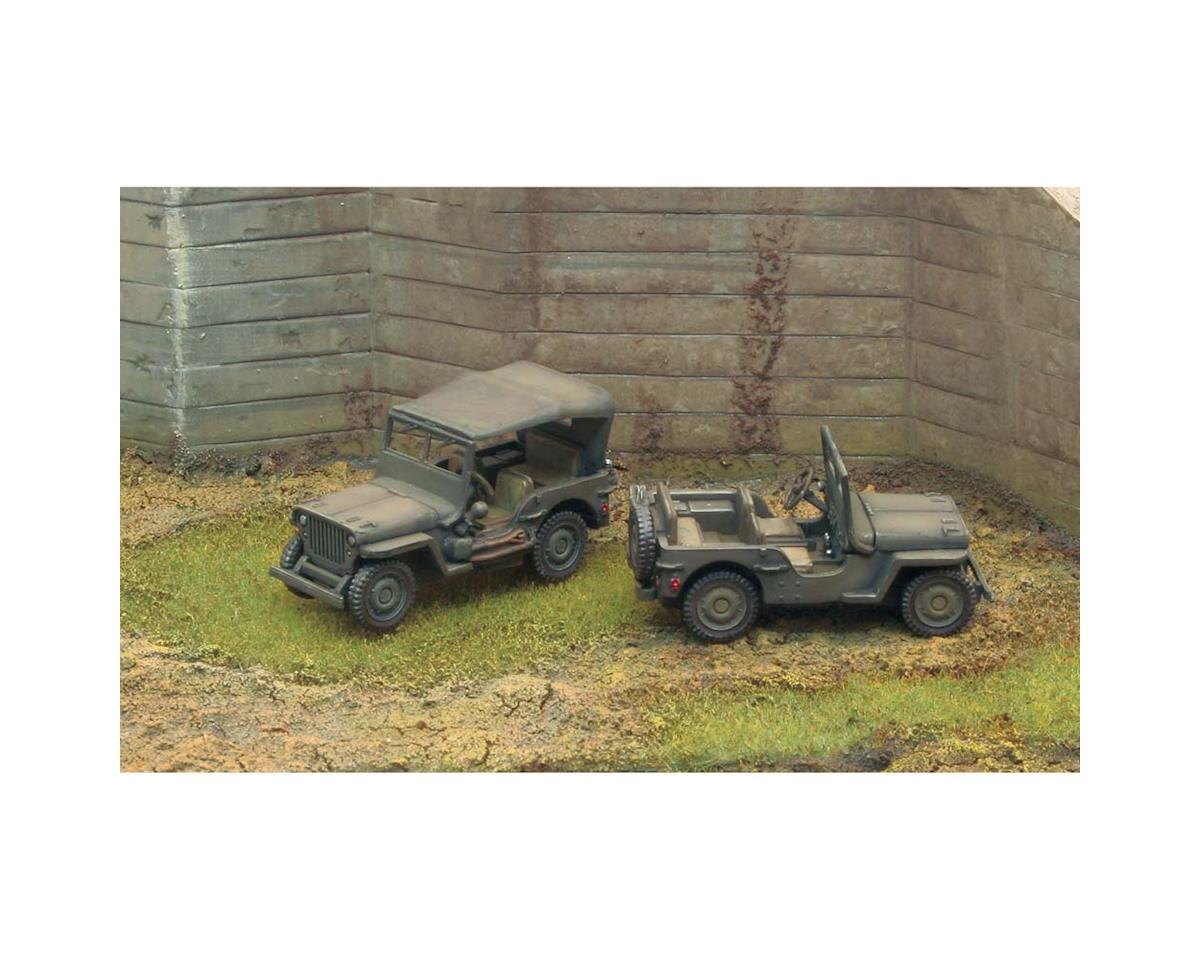 Italeri Models 1/72 1/4 Ton 4x4 Truck
