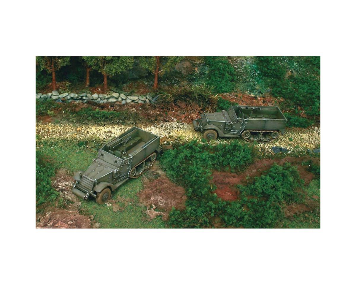 Italeri Models 1/72 M3A1 Half Track