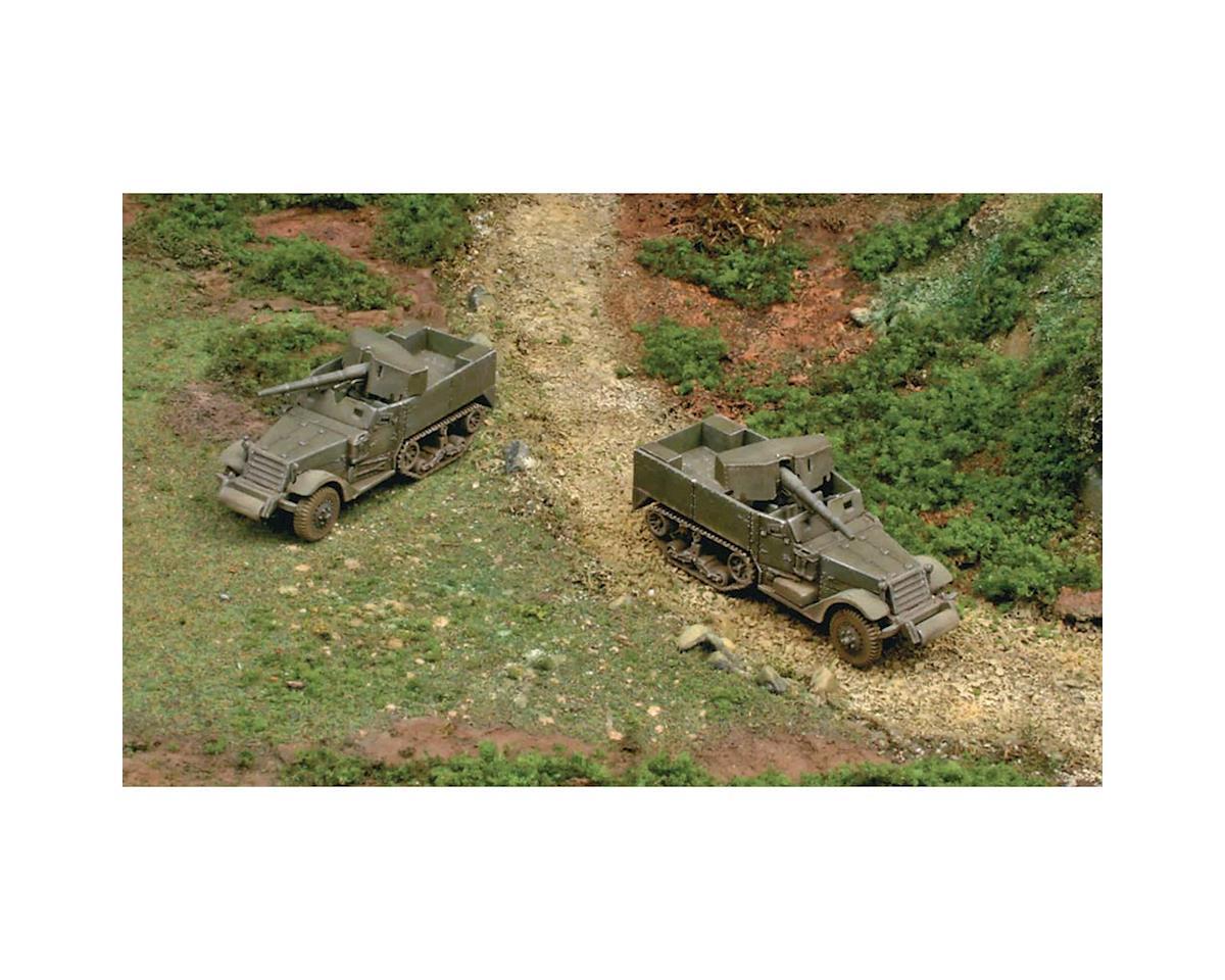 Italeri Models 7510S 1/72 M3 75mm Half Track