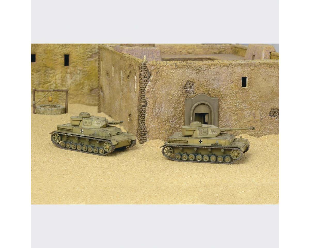 Italeri Models 1/72 Sd.Kfz 161PZ KPFW IV F1 Tank