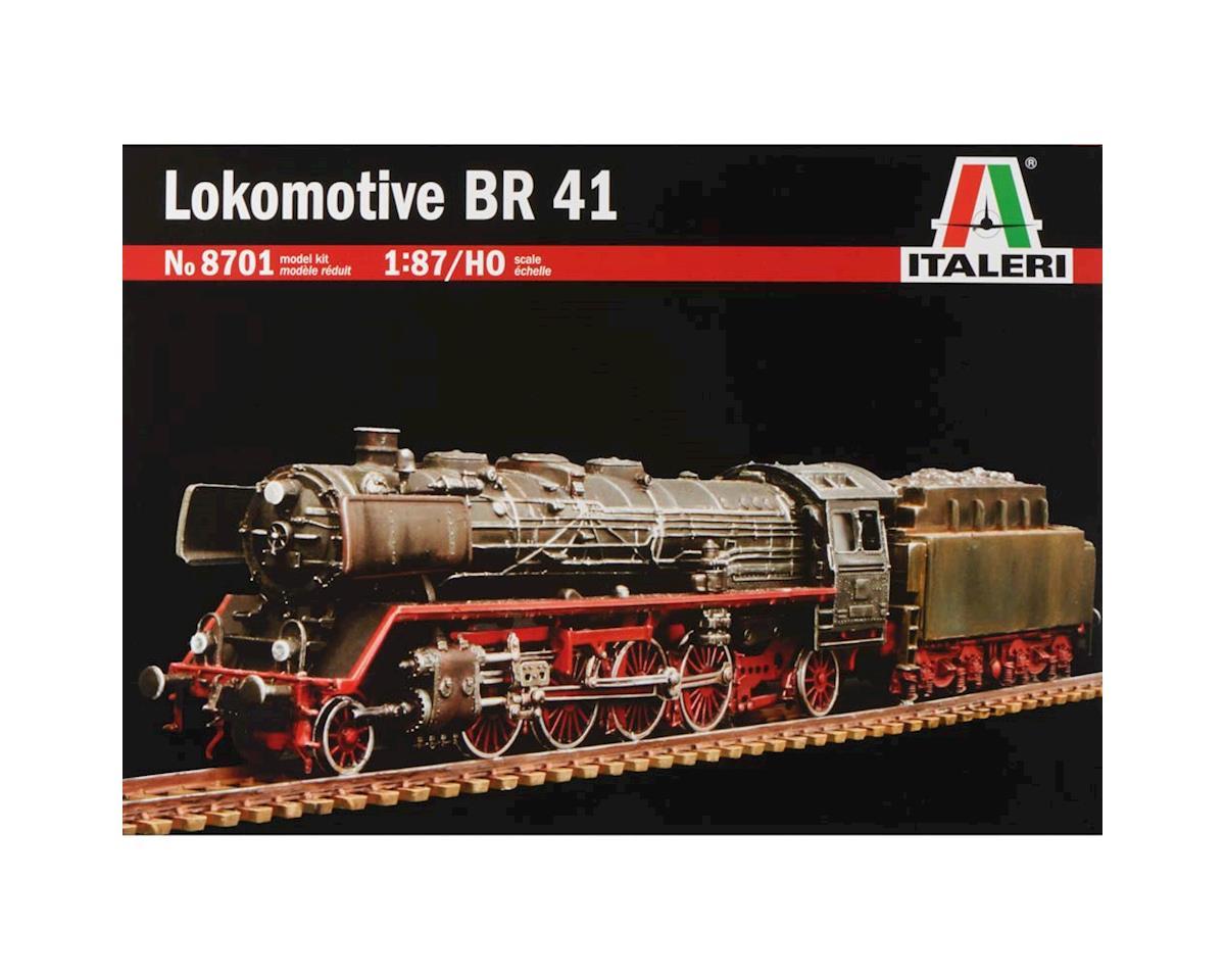 1/87 1936 Lokomotive BR41 by Italeri Models