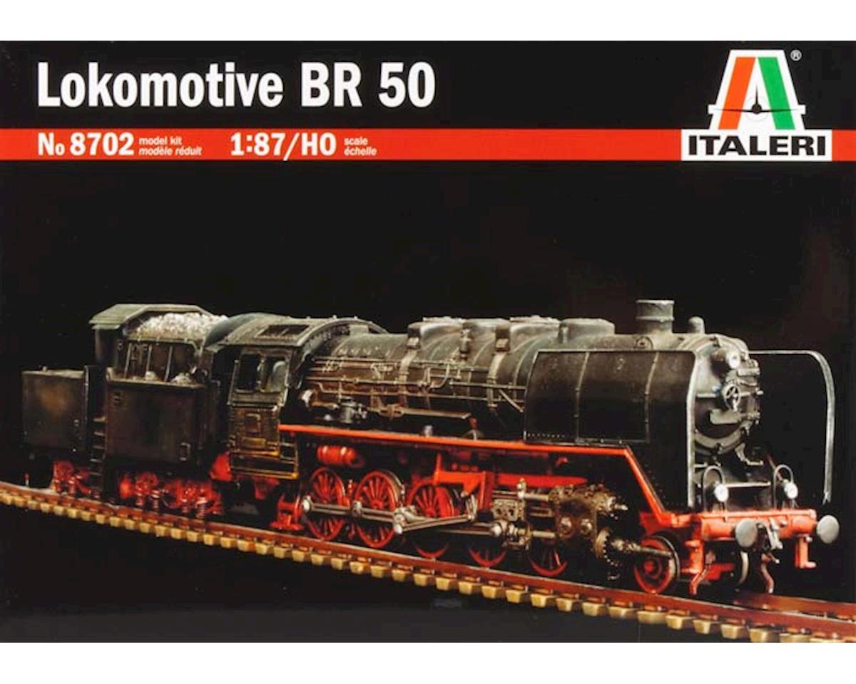 1/87 Lokomotive BR50 by Italeri Models