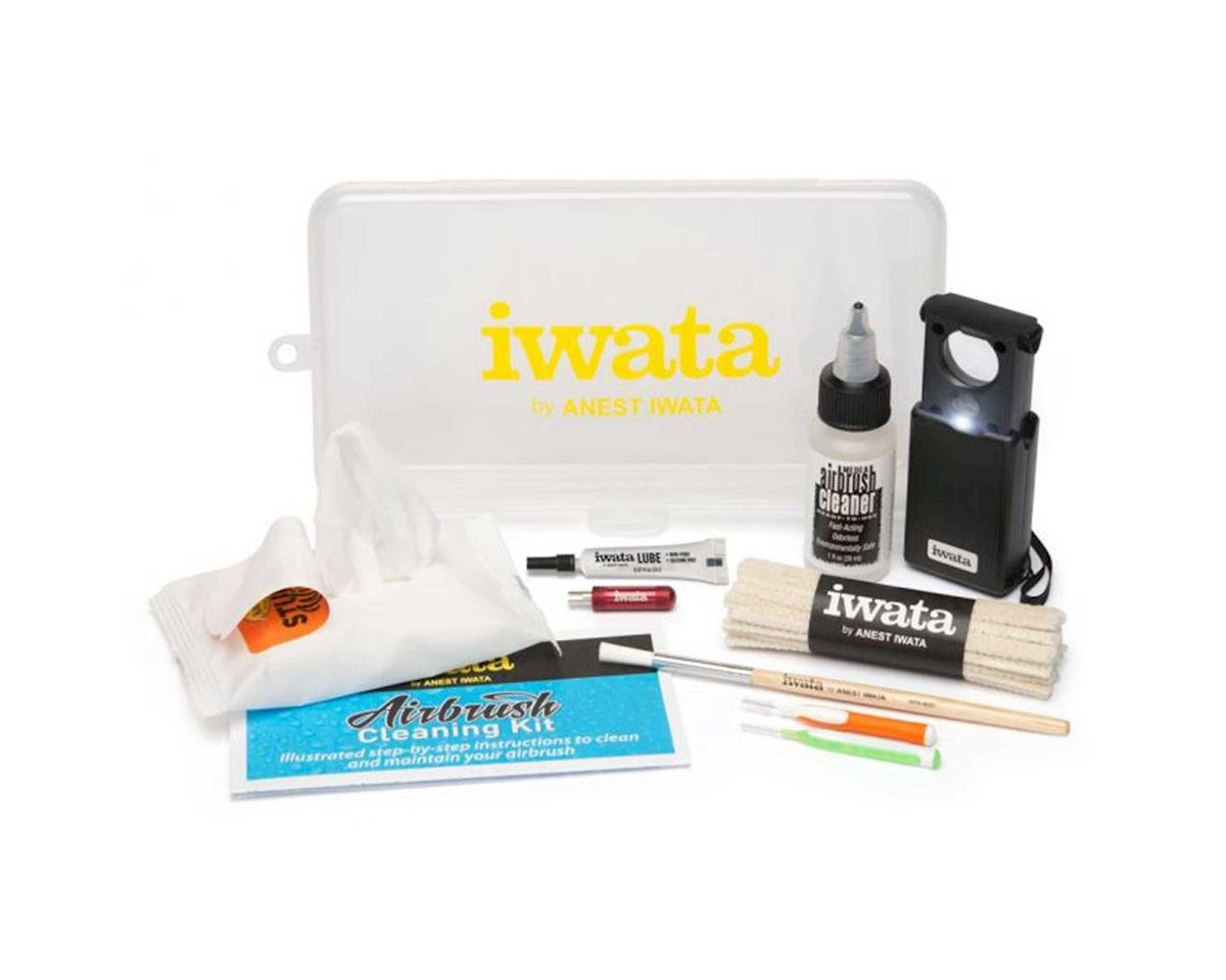 Iwata CL 100 Iwata Airbrush Cleaning Kit