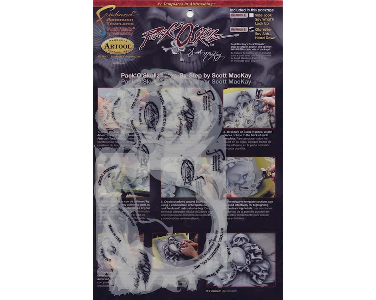 Iwata FHPKOS2 Pack Of Skullz 2