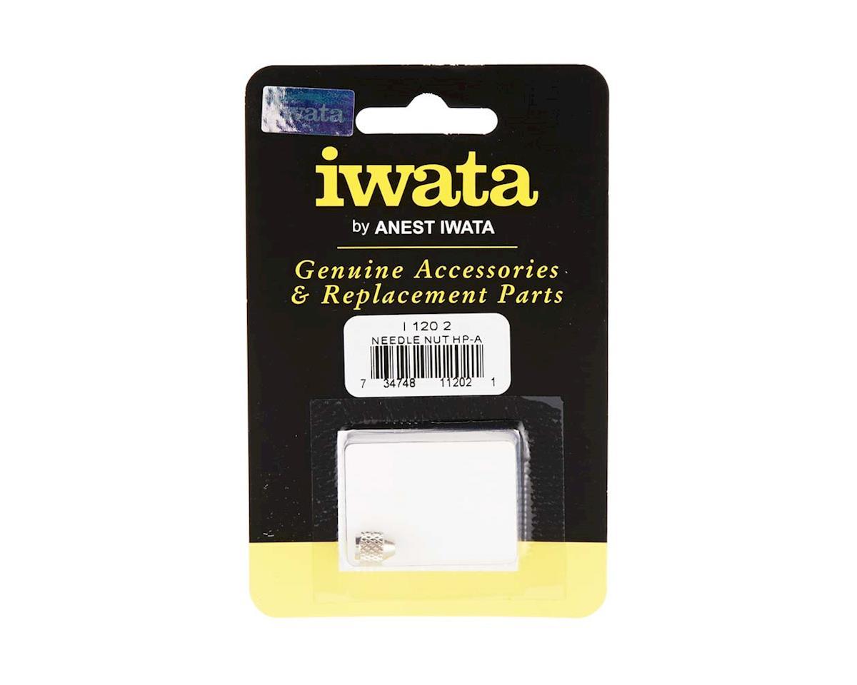 Iwata I1202 Needle Chuck Nut C/BE/ECL/REV