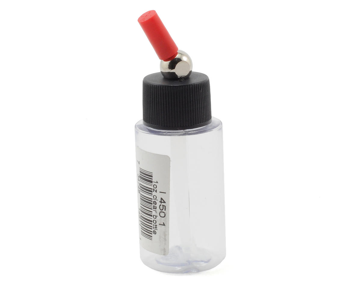 Iwata Clear Plastic Cylinder (1oz)