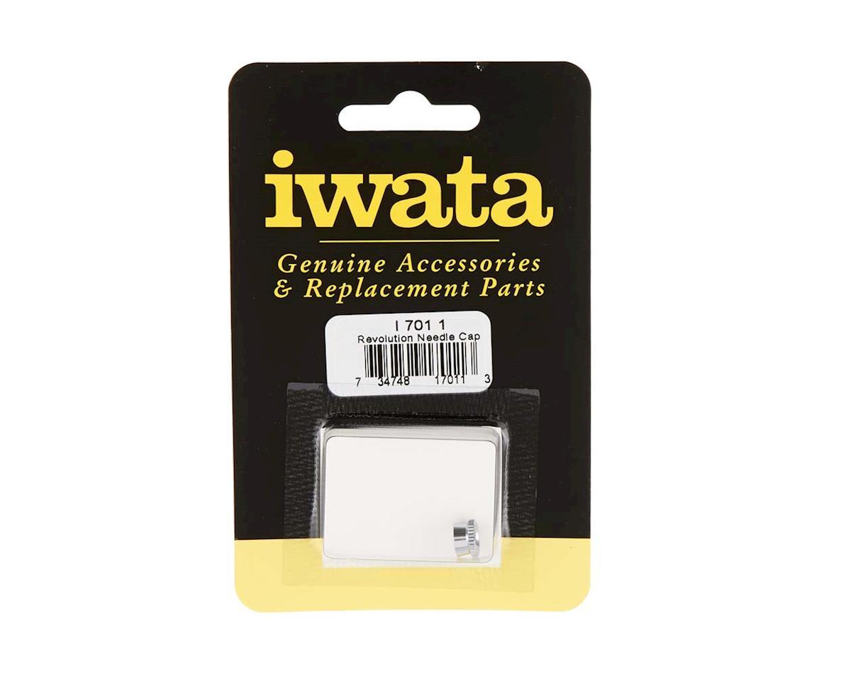 Iwata I7011 Needle Cap Revolution