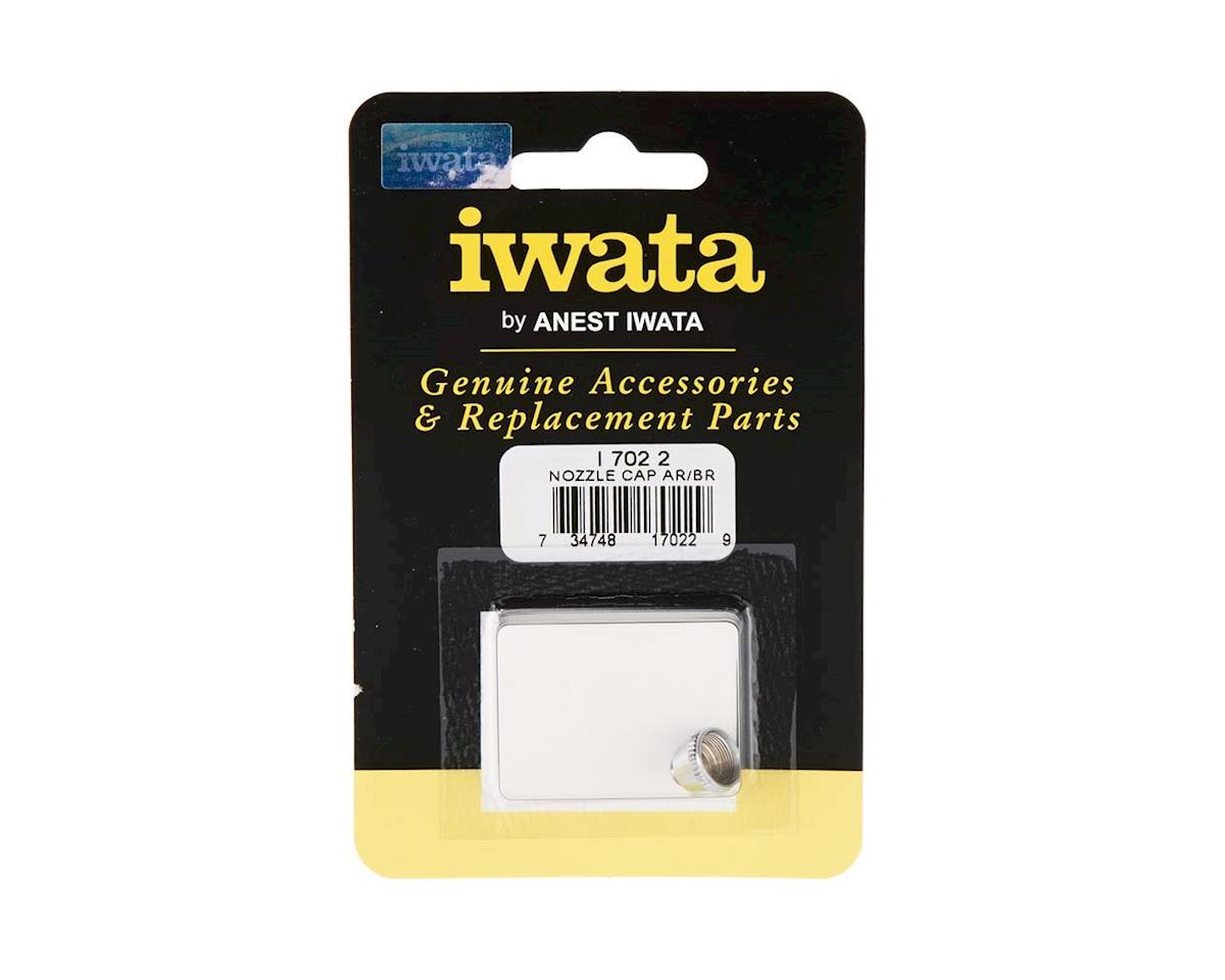 Iwata I7022 Nozzle Cap AR/BR