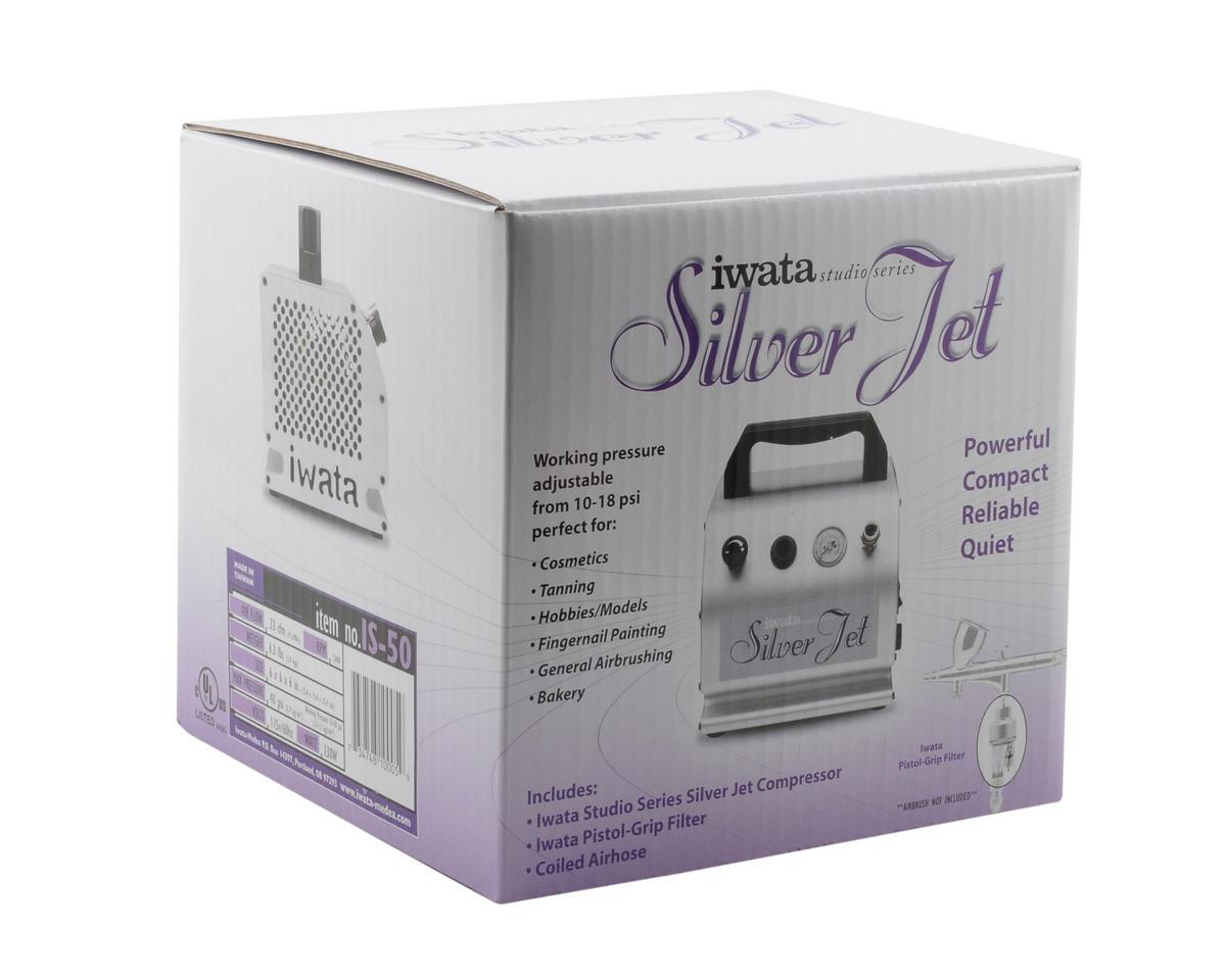 Iwata Silver Jet Air Compressor