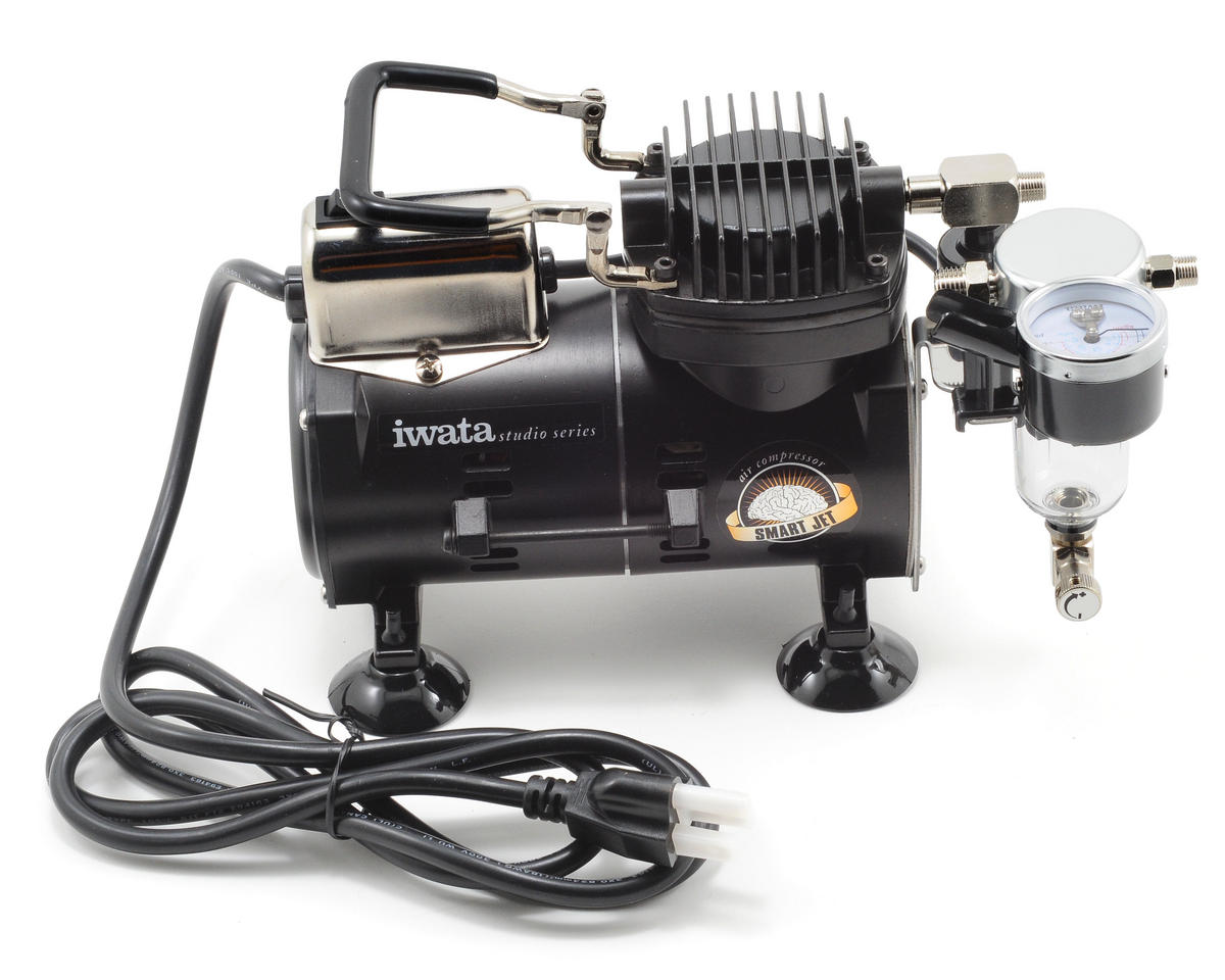 Smart Jet Air Compressor by Iwata