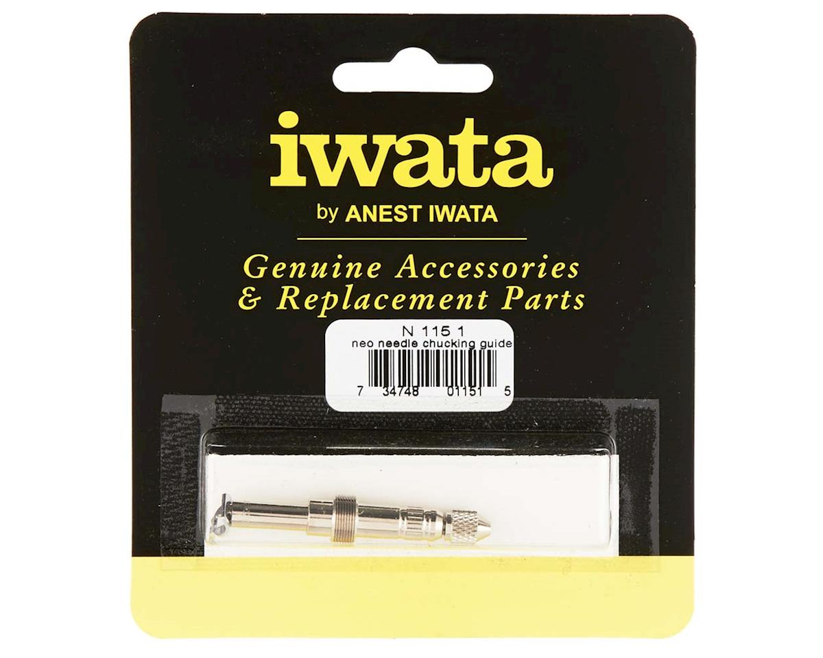 Iwata N1151 Needle Chucking Guide Assembly