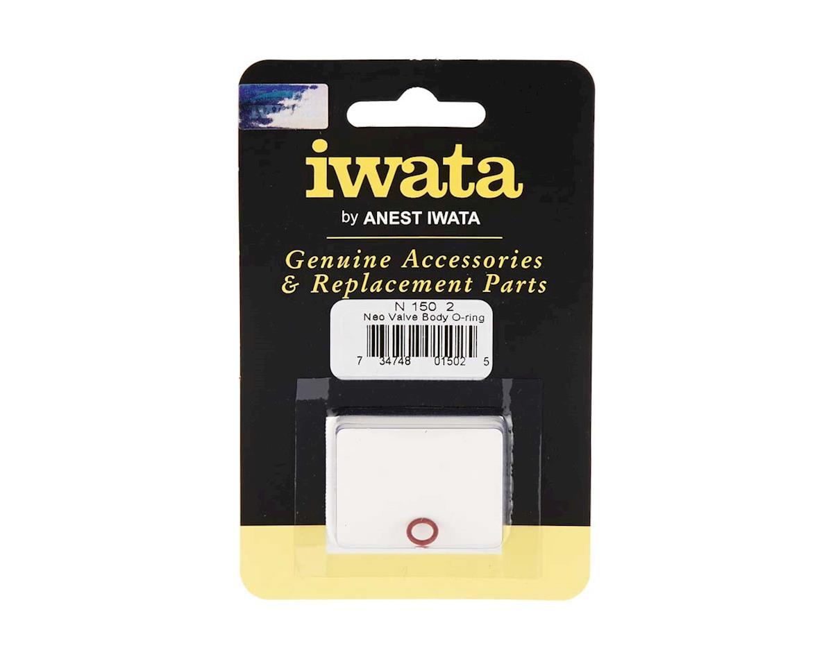 Iwata N1502 Valve Body O-Ring