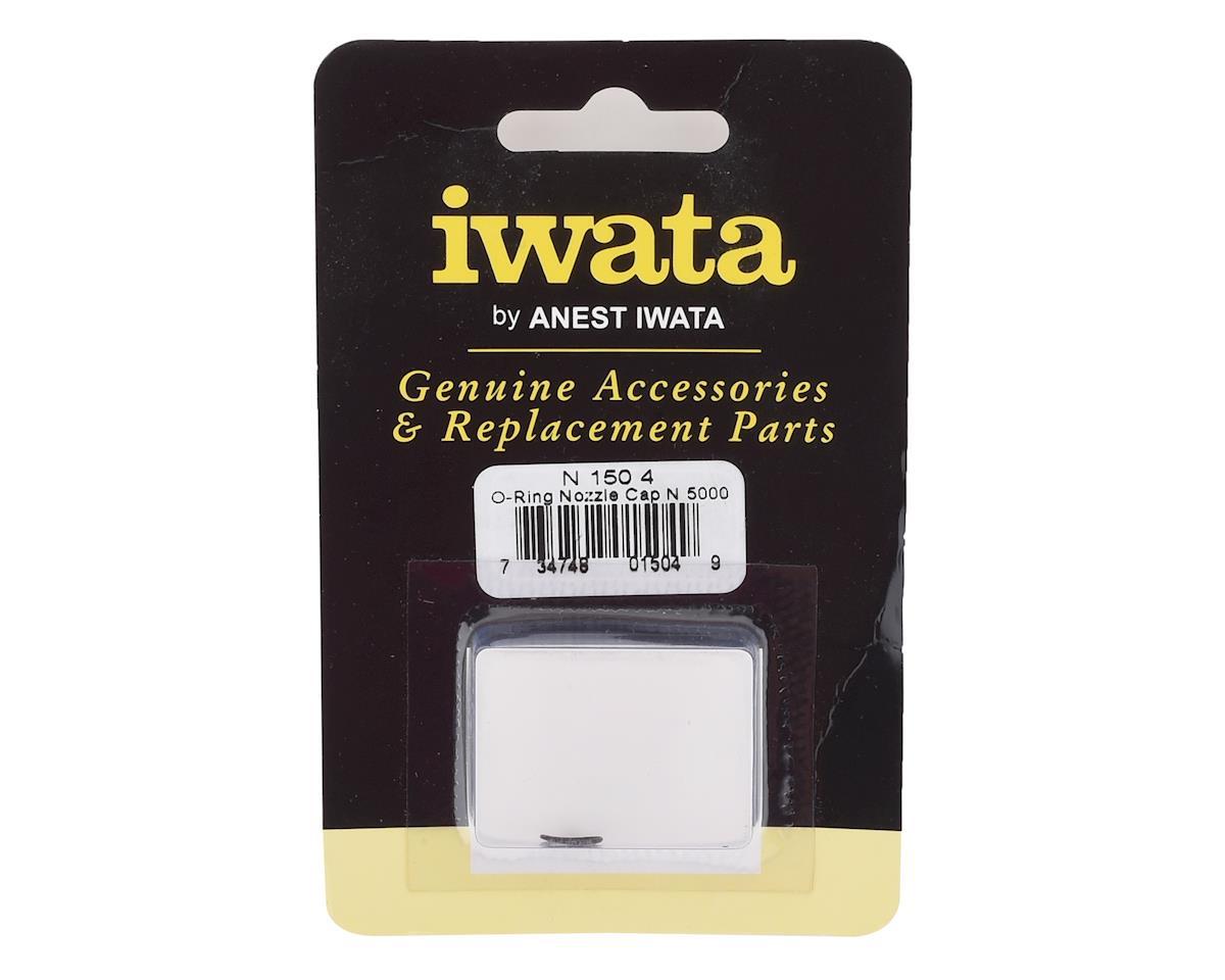 Iwata O-Ring Nozzle Cap N 5000