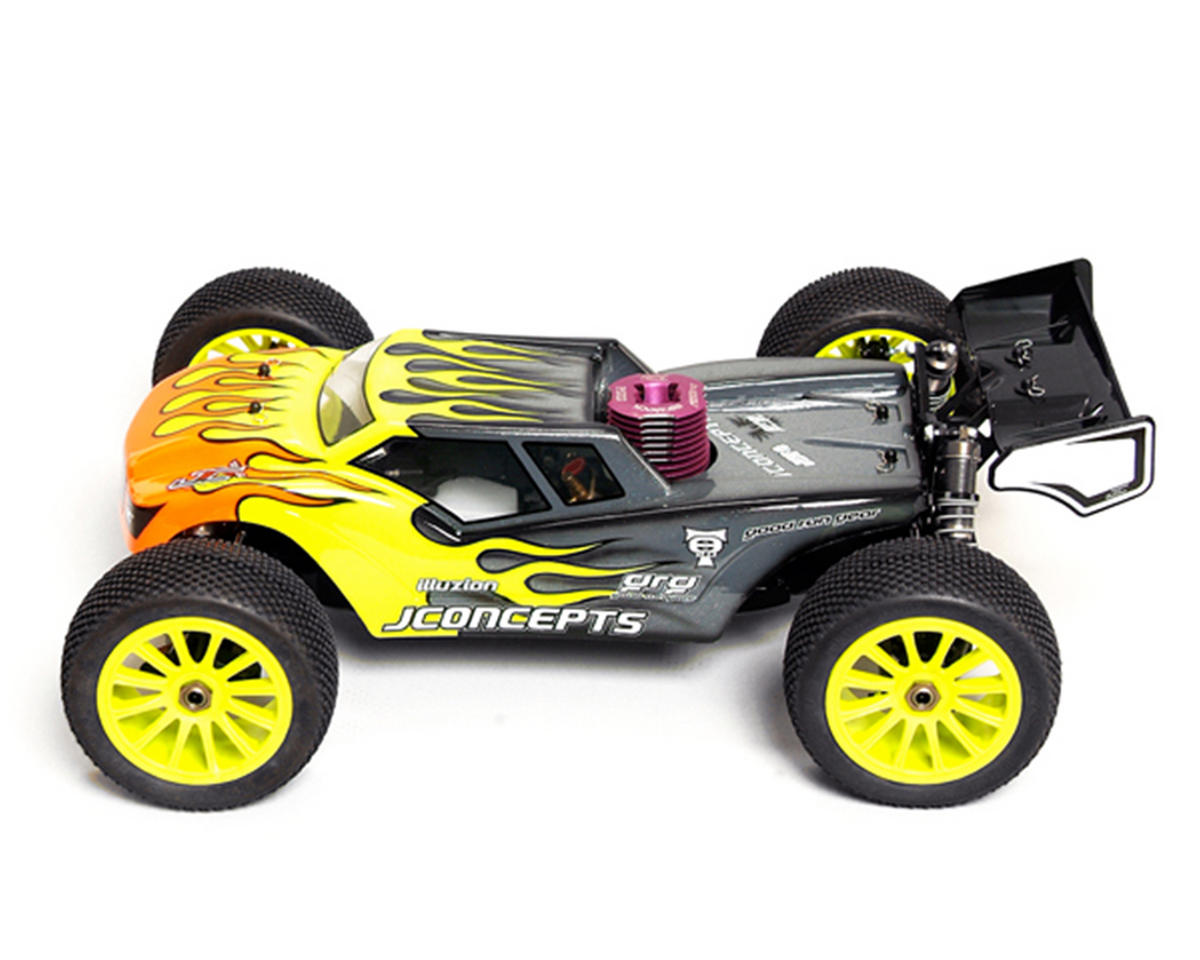 "JConcepts Losi 8ight-T 2.0 ""Punisher"" Illuzion Body"